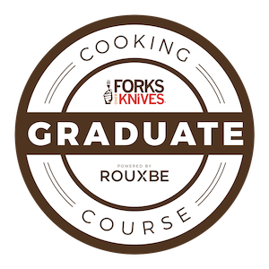 Plant Based Cooking Cource Certificate